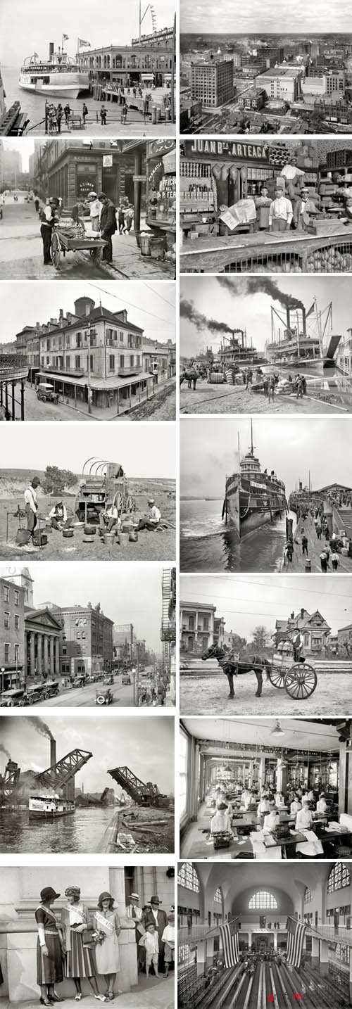 Photo of the America of the Early 20th Century