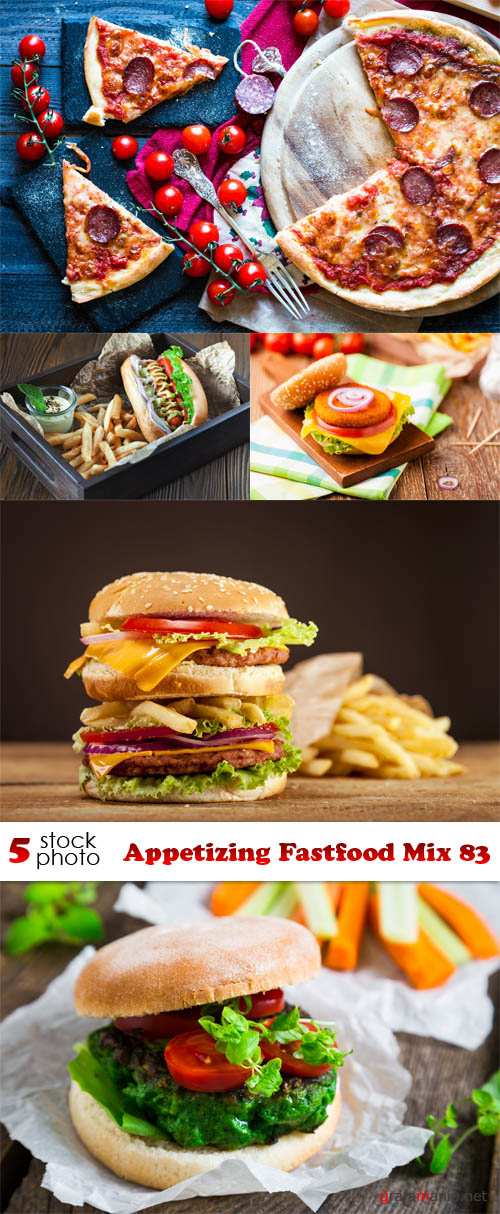 Photos - Appetizing Fastfood Mix 83