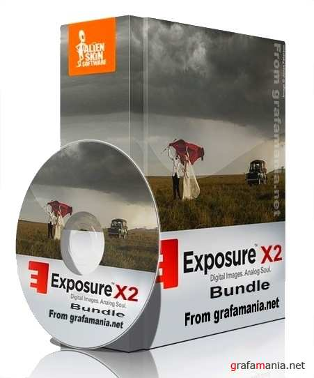 Alien Skin Exposure X2 Bundle 1.0.0.71 build 34970 (win x64 bit)