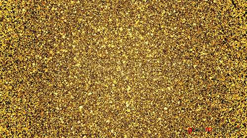 MA - Golden Glitter Background Loop 87462