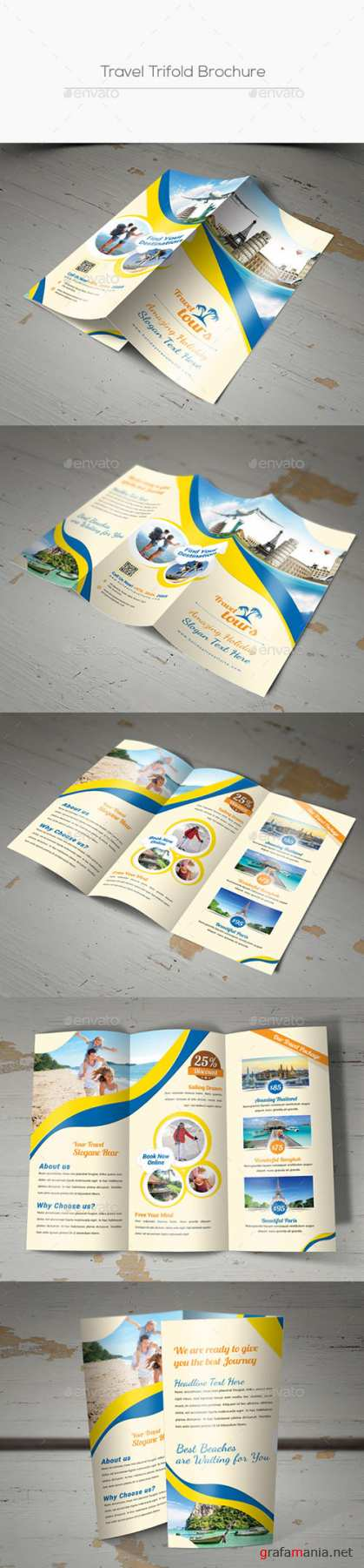 Travel Trifold Brochure 22598407