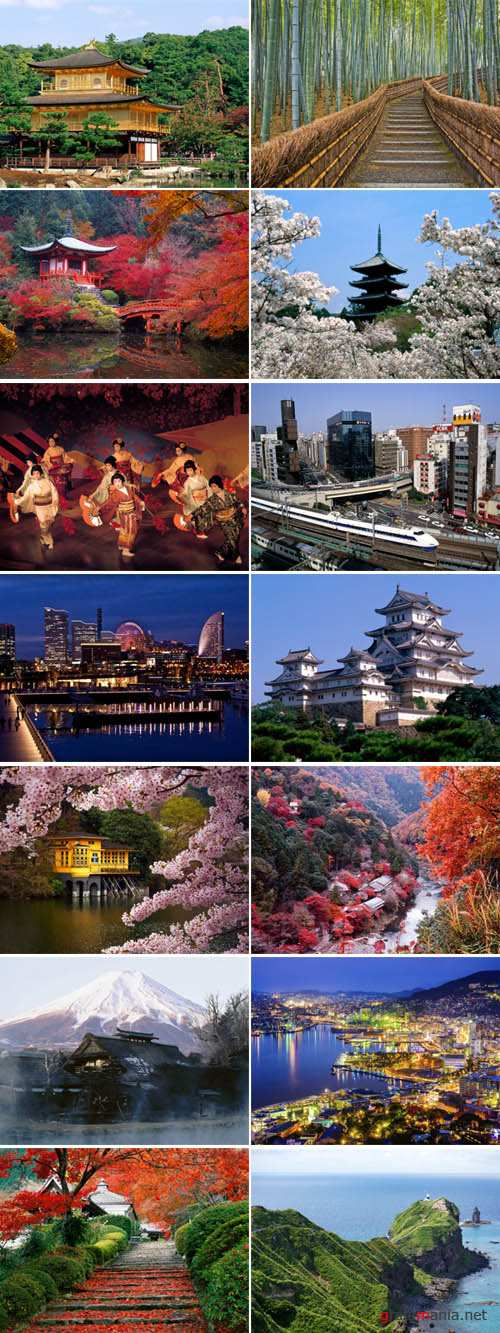 Countrys of Asia - Japan