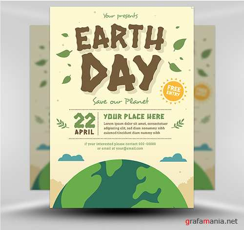 PSD Earth Day 2
