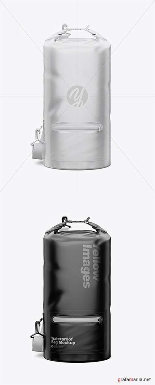 Waterproof Bag Mockup 34648 TIF