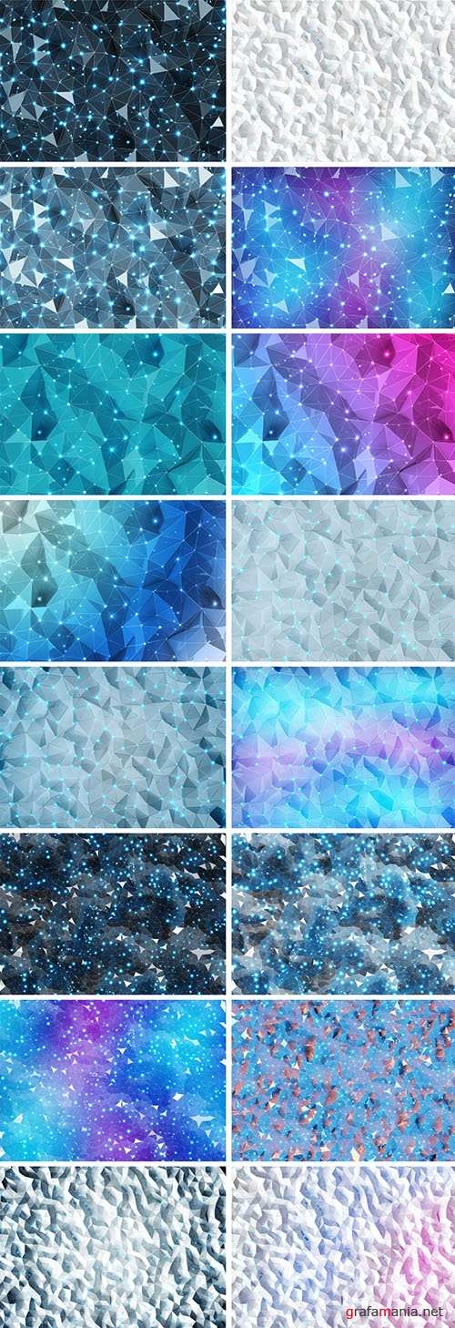 Abstract Polygon Textures 237038333 PSDT