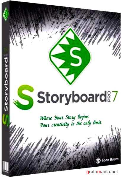 Toon boom Storyboard Pro 7 17.10.0 Build 15295