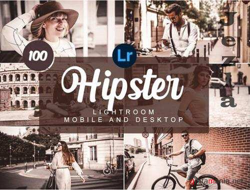 100 Hipster Mobile and Desktop Presets