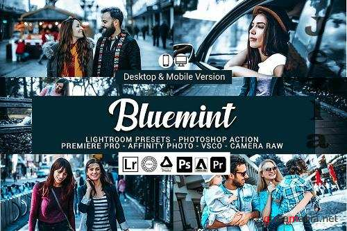 Bluemint Lightroom Presets - 5156444