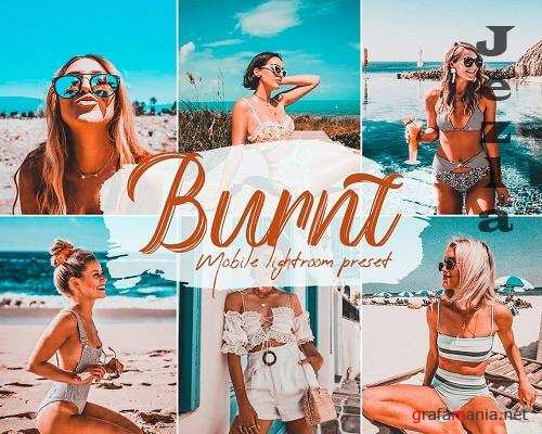 Burnt Orange Lightroom Presets - 5771617