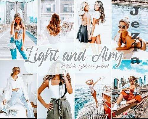 Light and Airy Lightroom Presets - 5804096