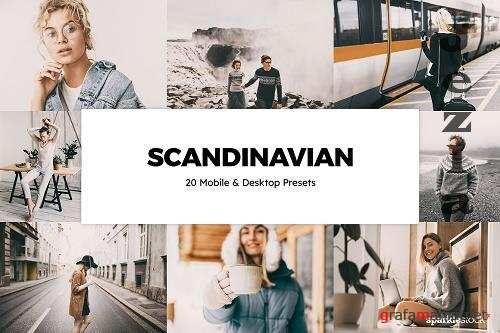 20 Scandinavian Lightroom Presets - 5861168