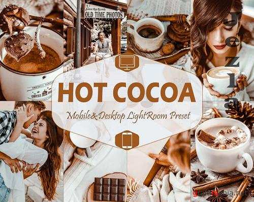 10 Hot Cocoa Mobile & Desktop Lightroom Presets