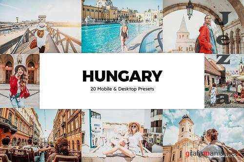 20 Hungary Lightroom Presets & LUTs - 5963060
