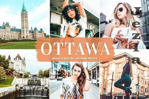Ottawa Pro Lightroom Presets Pack - 6012961 - Mobile & Desktop