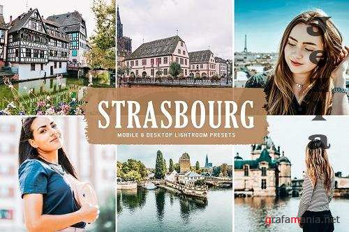 Strasbourg Pro Lightroom Presets - 6012977 - Mobile & Desktop