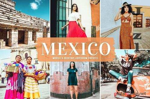 Mexico Pro Lightroom Presets - 6013008 - Mobile & Desktop