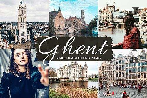 Ghent Pro Lightroom Presets - 6013078 - Mobile & Desktop