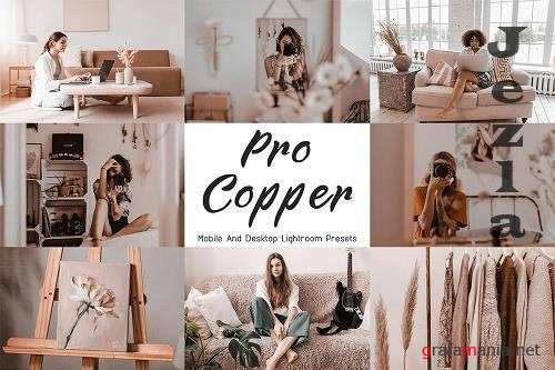 10 Lightroom Presets Neo Copper Lightroom Mobile Presets - 1371624